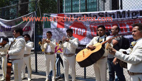 MARIACHIS EN LA CIUDAD DE MEXICO